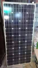 130w solar panels (mono)