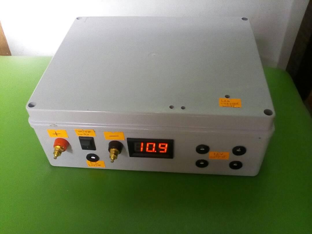 250,000 Mah Powerbank and 1000w Inverter